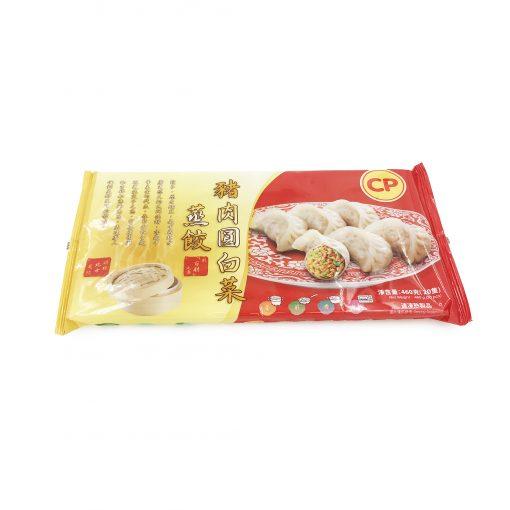 CP圓白菜豬肉餃子